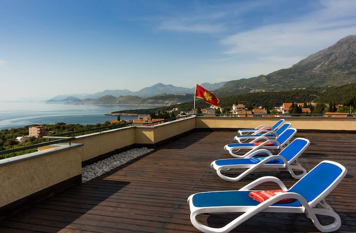 Exklusive Montenegro Ferienwohnung