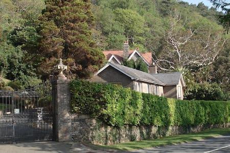 Arianfryn Lodge, Cottage in Snowdonia, Wales - Gwynedd - Casa