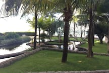 Jardim com paisagismo Buler Max