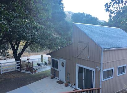Cottage Ranch Estate - San Juan Bautista - House