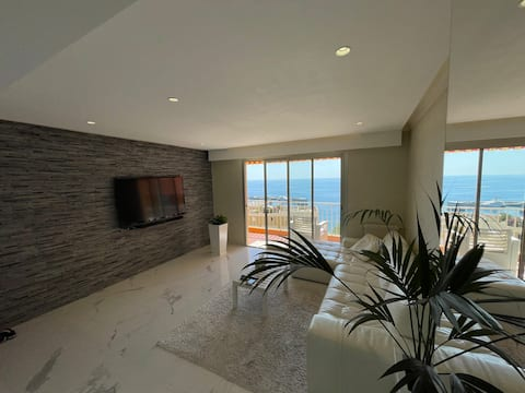 Lovely 2-beedroom appartment in Cap d'Ail