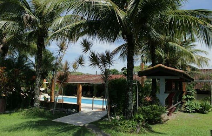 4 Relaxar e Natureza, Pousada Atelier Aly da Costa