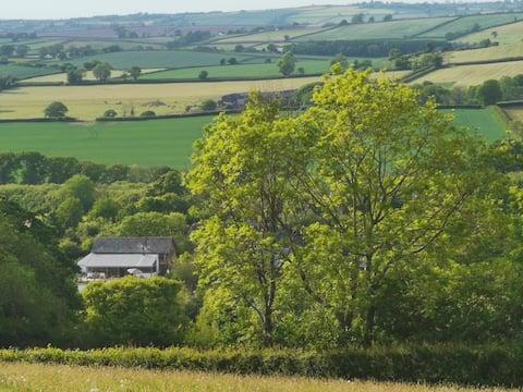 Delightful rural hideaway - 12 miles from Dartmoor