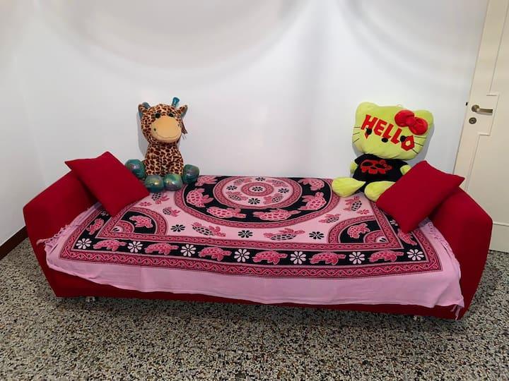 Cataleya's room