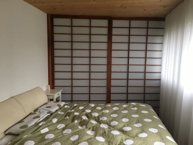 Double room furnished - Buchs - Casa