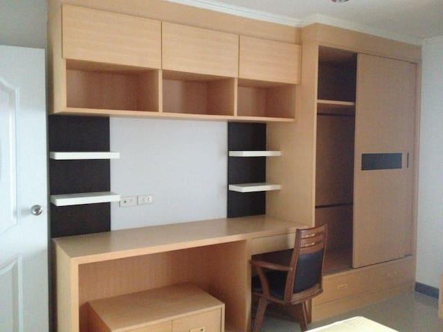 2 Bedrooms Condominium