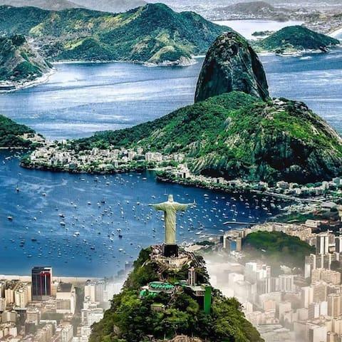 Rio Centro,Bienal do livro. 1 quarto disponível