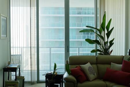 Luxury apartment in Brickell Miami! - Miami