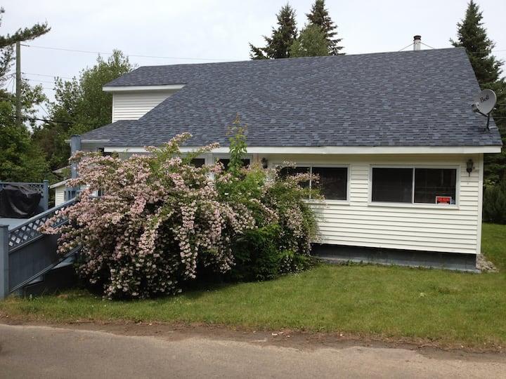 Large Pine Cottage