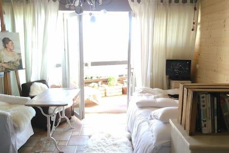 Studio cosy à la mer - Carnon-Plage, Mauguio - 公寓