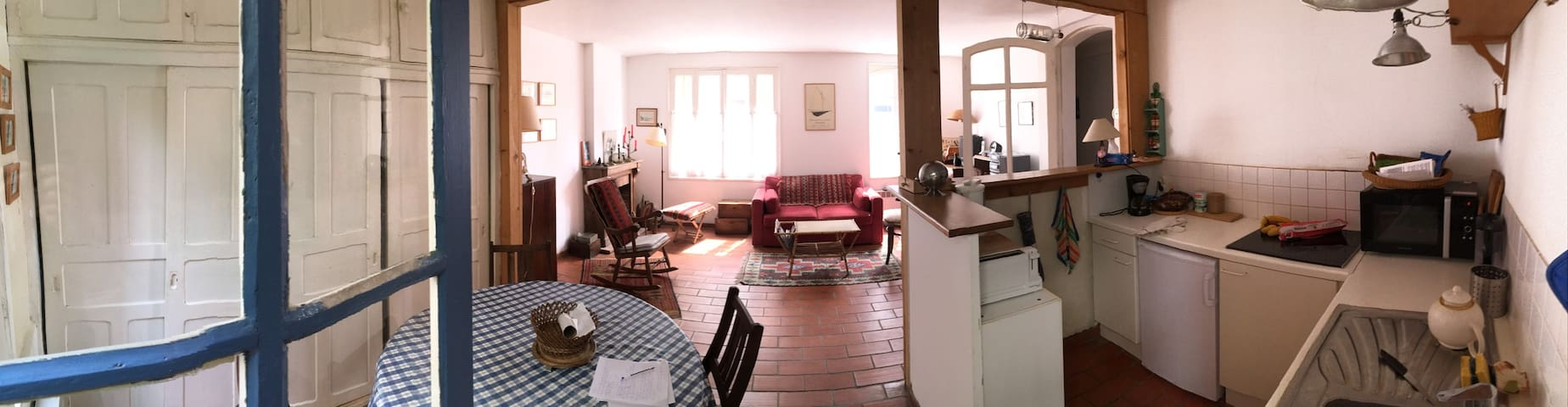 Townhouse in the heart of Dinard - Dinard - House