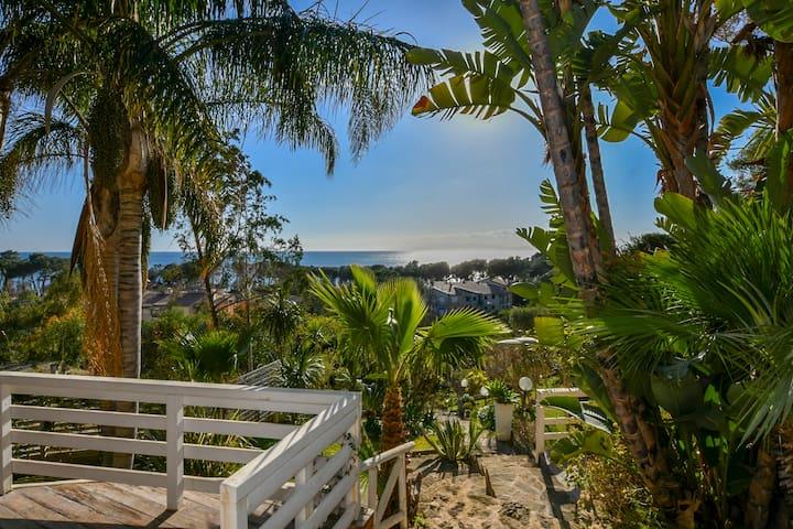 Villa Esclusiva con Piscina e Spiaggia privata