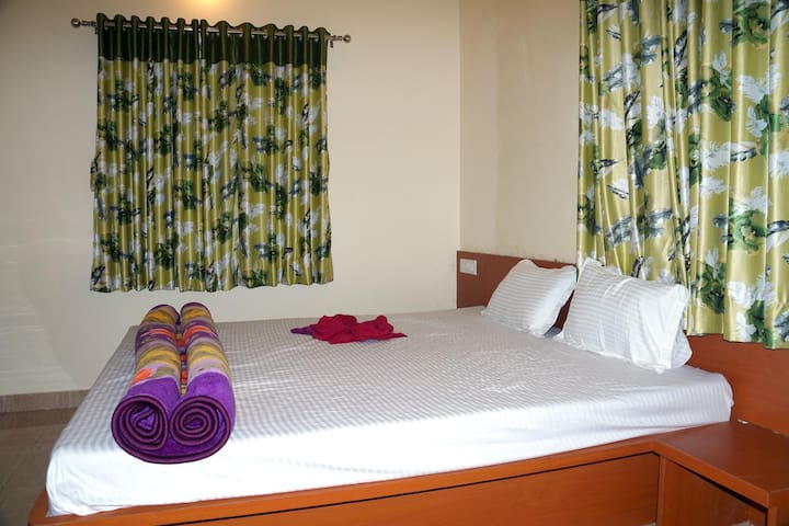 Osiya Residency - Deluxe Room