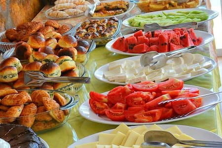 bahçe  manzaralı - Antalya - Bed & Breakfast