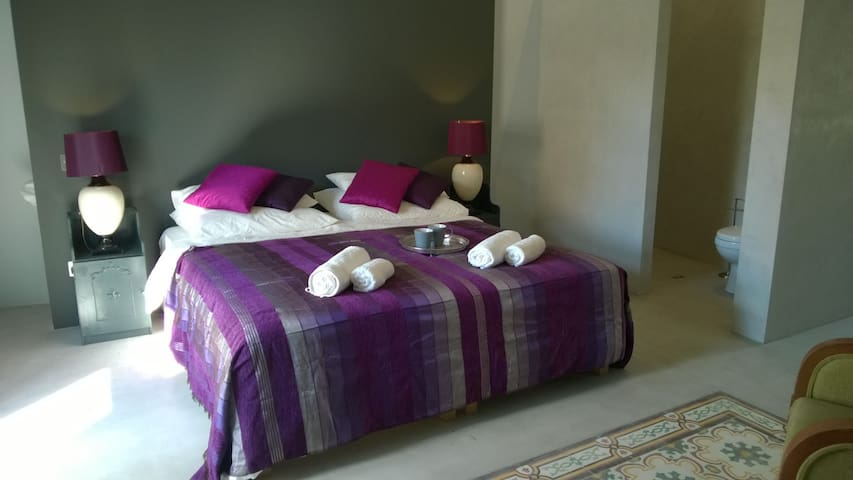 Honeymoon Luxury Suite in Gozo - Għajnsielem - Casa