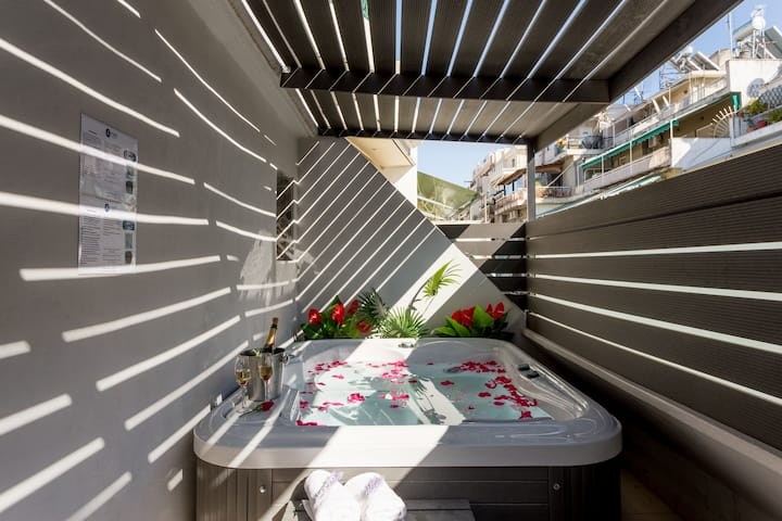 Superior Apartment with private Jacuzzi