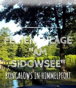 "Ferienanlage ""Am Sidowsee"" Bungalow 3"