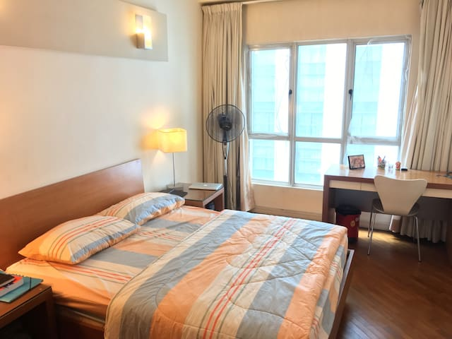KL Apartment - Central, Cosy and Spacy - Kuala Lumpur - Apartament
