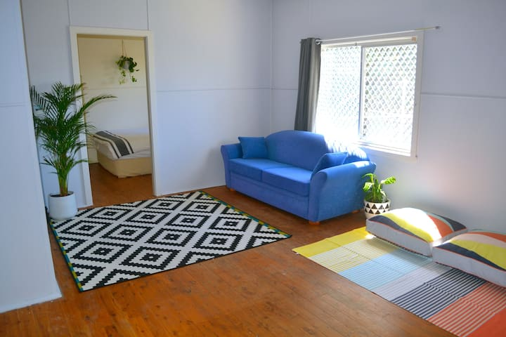 Charming granny-flat, The Hill (Newcastle CBD) - The Hill - Pension