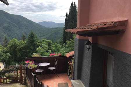 La Casetta - Charming 1 bed flat in Monti Di Villa