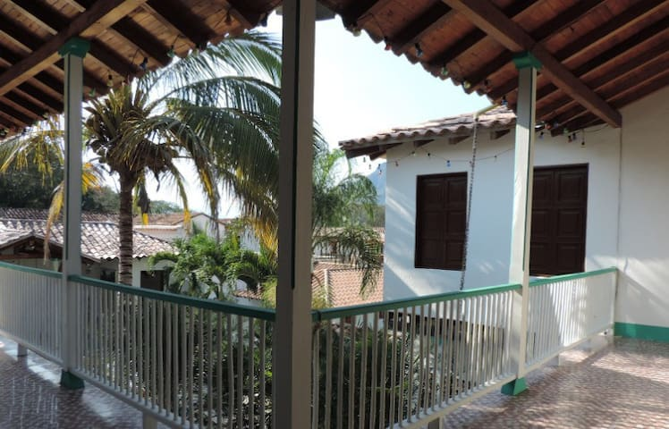 Cauca Viejo Casa Parque Las Lajas