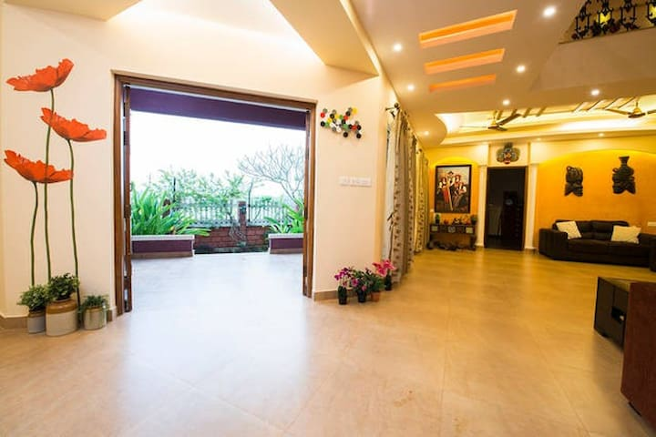 3 BHK Spacious luxury Villa @ Majorda, Goa - Majorda