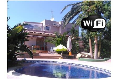 Palm Beach - Preciosa Villa con piscina privada - Roses