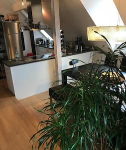 Penthouse in the ❤️ of Reutlingen - 罗伊特林根(Reutlingen) - 公寓