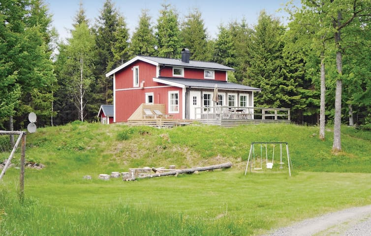 Holiday cottage with 3 bedrooms on 80 m² in Unnaryd