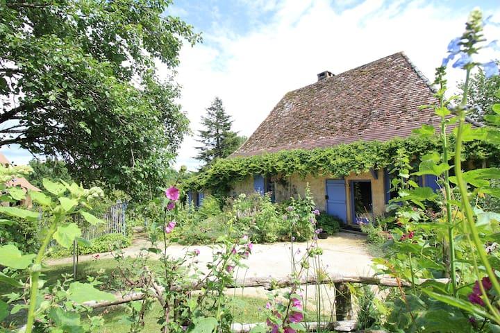 maison champêtre classée **** et piscine privée - Bergerac - Σπίτι