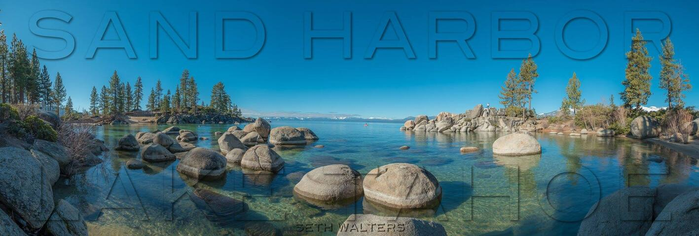 Includes Lake - Tahoe's North Shore