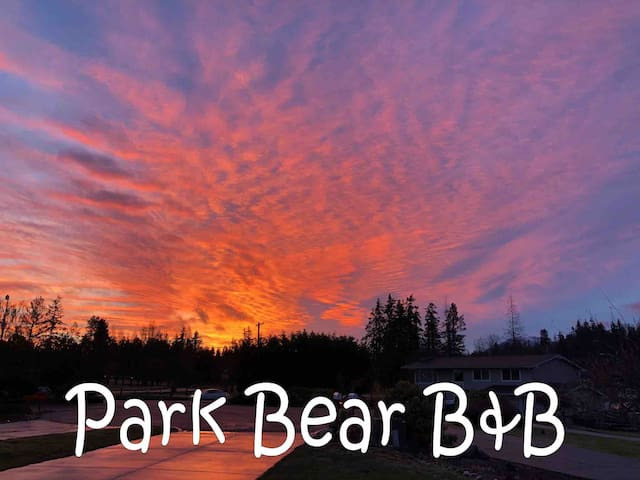 Park Bear B&B, Gateway to Olympic National Park