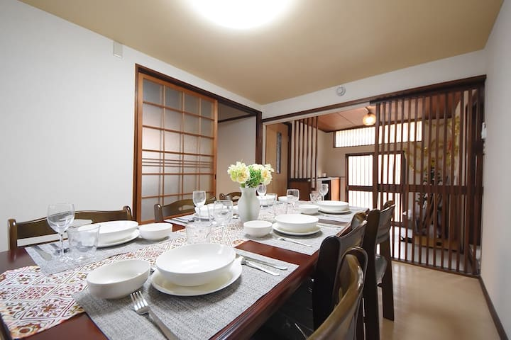 Tarbo's house Nishikitsuji : pet ok, free parking