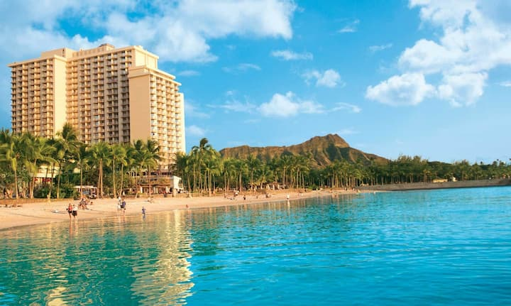 Aston Waikiki Beach Hotel Honolulu Hawaii