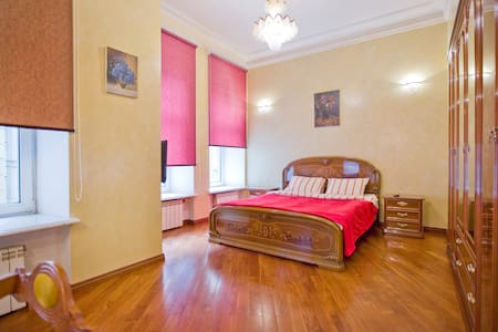 Apartment in the Historic center of St. Petersburg