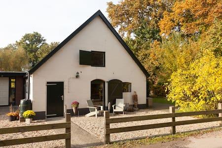 Heerlijke cottage op de Veluwe - Kisház