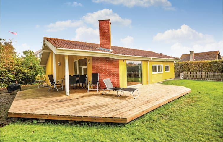 Holiday cottage with 3 bedrooms on 110m² in Slagelse