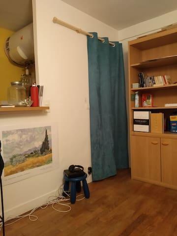 Studio propre et abordable