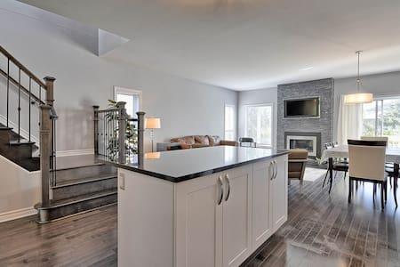 Luxueuse Maison | 10 km du PARLEMENT - Gatineau
