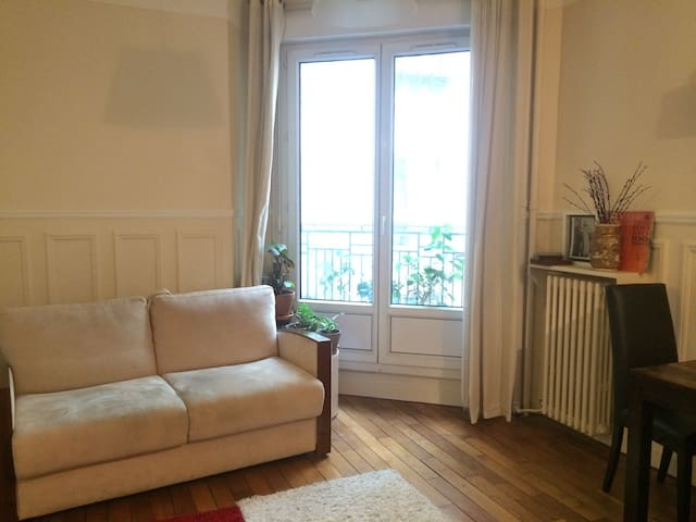 My home in the heart of Paris