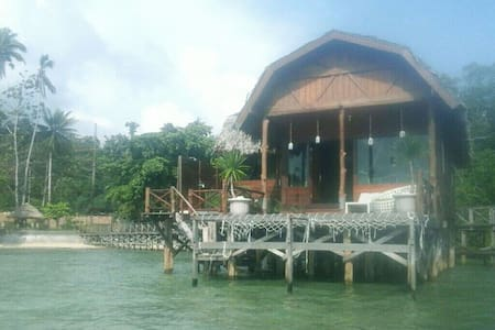 Cottage water - waisai raja ampat - Cabana