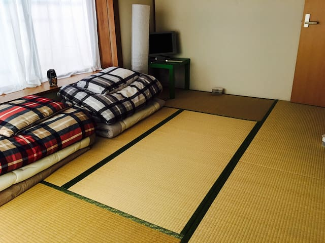 ☆SKYTREE 8minutes by walk ,Private room,Up to 3 - Sumida-ku - House