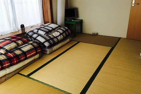☆①SKYTREE 8minutes by walk ,Private room,Up to 3 - Sumida-ku - Haus