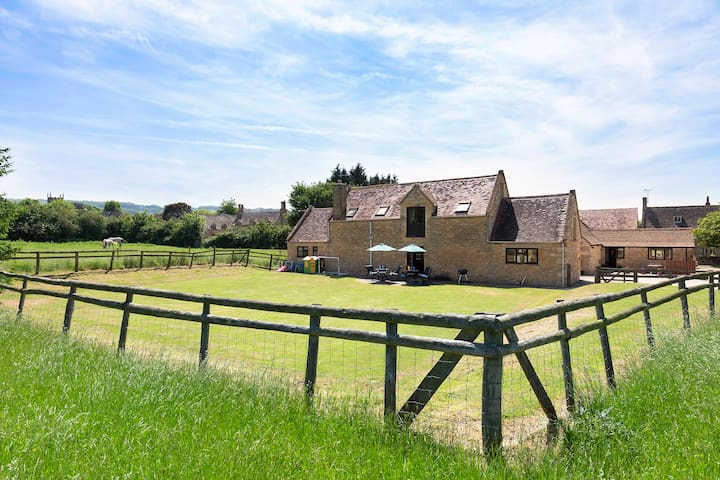 Field House Barn, Nr. Chipping Campden, Cotswolds