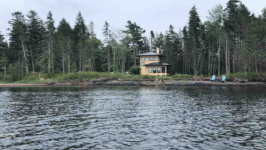 Private Oceanfront Cottage Available for September
