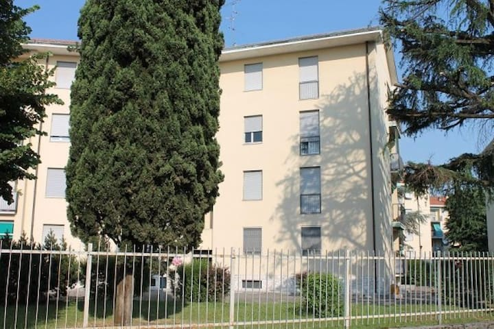 Flat near Rho Fair 10 minutes near Milan 15 min