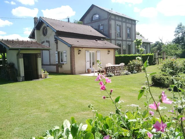 gîte de l'Abbaye - Muzy - Rumah