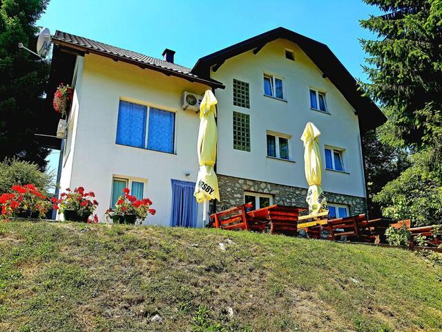 House Ana, Family Room