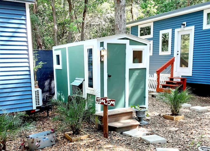 Micro Tiny House Central Jax