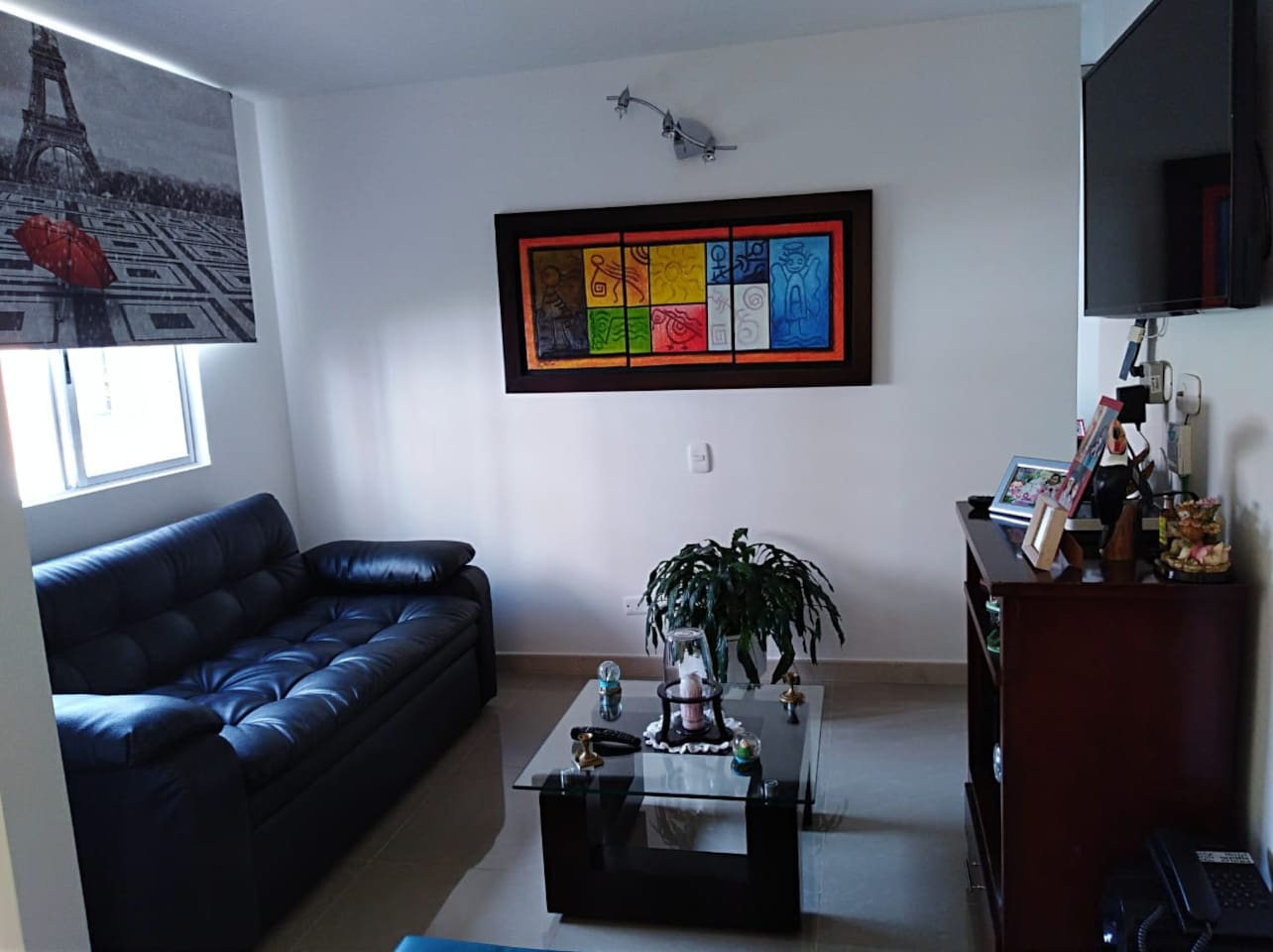 Sala de estar/TV room